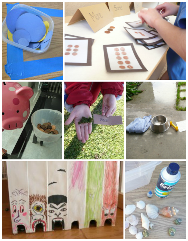 Lesson plans for stay at kids and after school activities