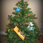 decorate your CHRISTMAS tree with kid made ornaments