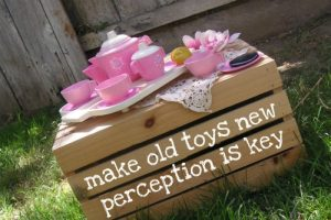 Parenting Tip #1 ~ perception is everything