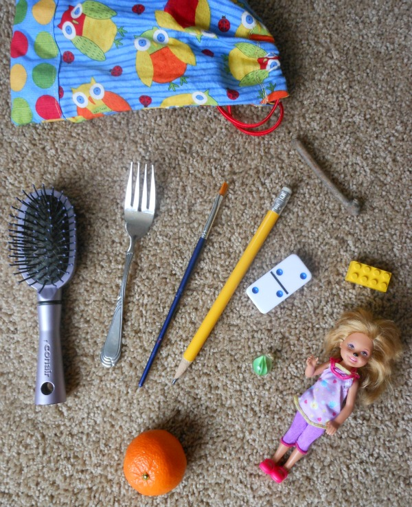 Mystery Bag Game Quick Amp Easy Confidence Meets Parenting