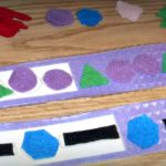 DIY Shapes Pattern Boards