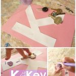 Letter K Activity: Key Press