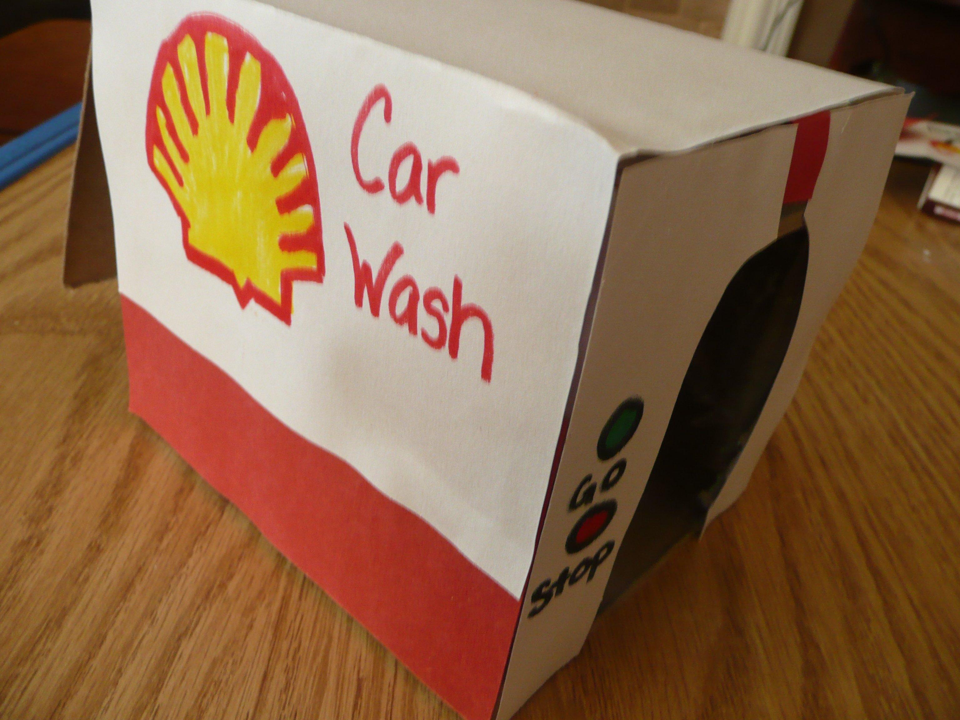 tissue box car wash cmp