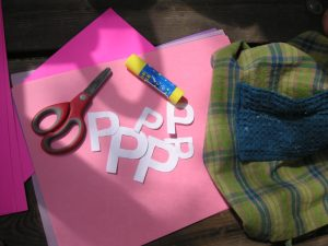 Letter of the Week ~ P ~ Pockets