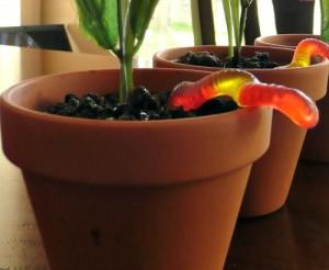 Flower Pot Dessert – Easy Spring Dessert for Kids