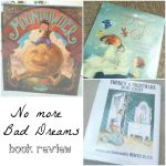 no more bad DREAMS children's book review