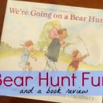 Literature. . .We're Going on a Bear Hunt