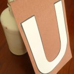 Letter of the Week ~ U ~ Under