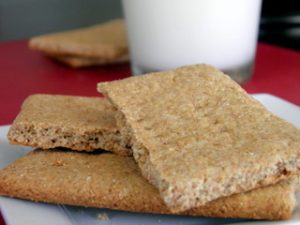 Guest Post. . .Homemade Graham Crackers
