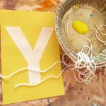 Letter of the Week ~ Y ~ Yarn