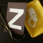 Letter of the Week ~ Z ~ Zipper Prints