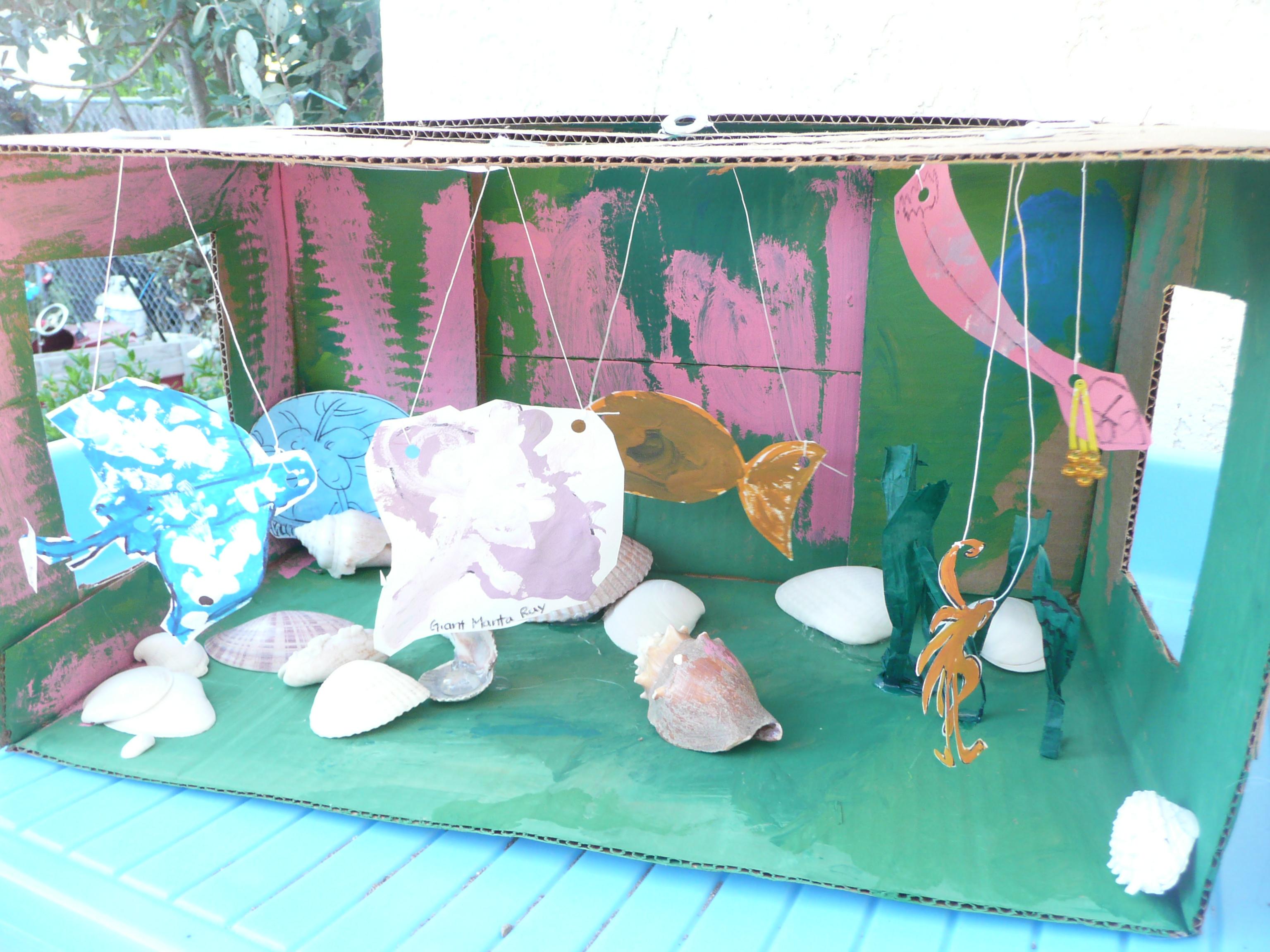 Ocean Aquarium Craft