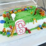 Lego Party… Lego Cake and cake baking tips