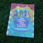 easel paper story telling COLOR