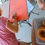 Pumpkin Science … Rotting Pumpkin