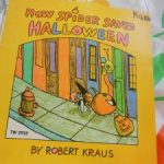 Halloween book activity: make a paper mache pumpkin