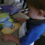Toddler Tuesday… reading with toddlers