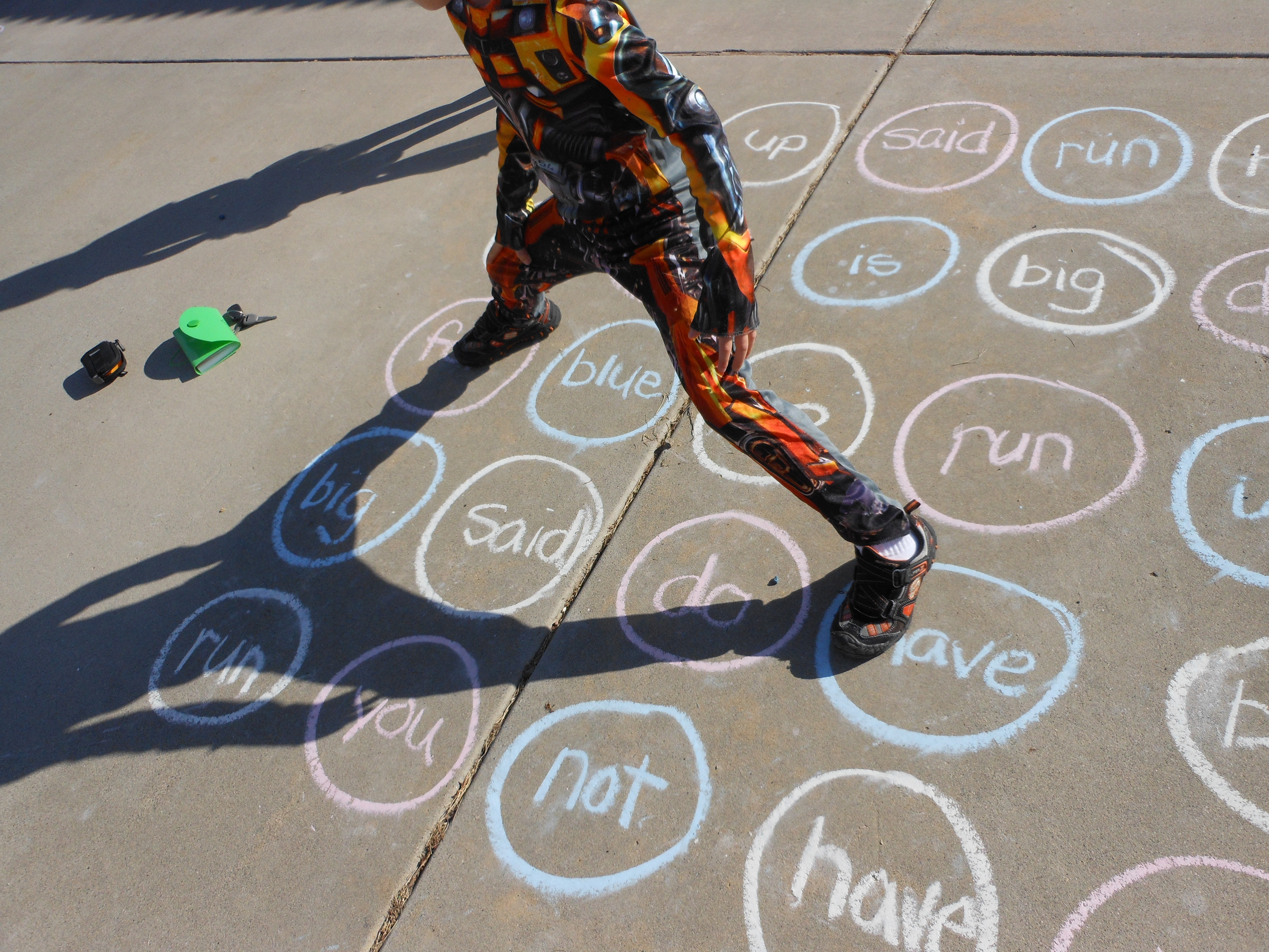 twister with SIGHT WORDS - A Mom With A Lesson Plan