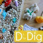 Letter of the Week: D Dig