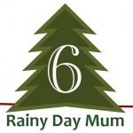 Creative Christmas Countdown Day 6… Rainy Day Mum