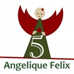 Creative Christmas Countdown Day 5… Angelique Felix