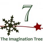 Creative Christmas Countdown Day 7… Imagination Tree