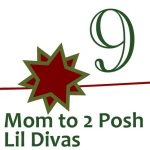 Creative Christmas Countdown Day 9… Mom to 2 Posh Lil Divas