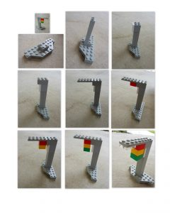 Lego Activities… home made Lego instructions