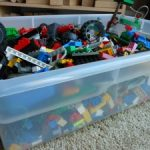 Lego Storage and Display