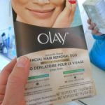Olay Smooth Finish Facial Hair Removal Duo review and a giveaway