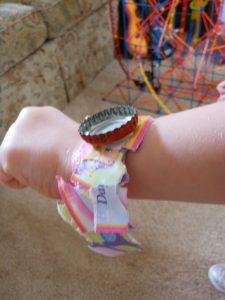 store bought VALENTINE bracelets