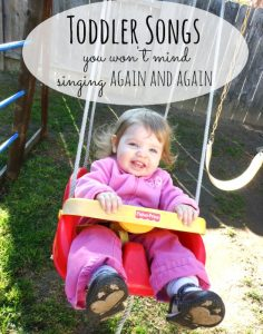 5 Toddler Songs You Will Love