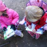 explorer fun… CAMPING with kids