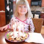 Happy Birthday Little M . . .
