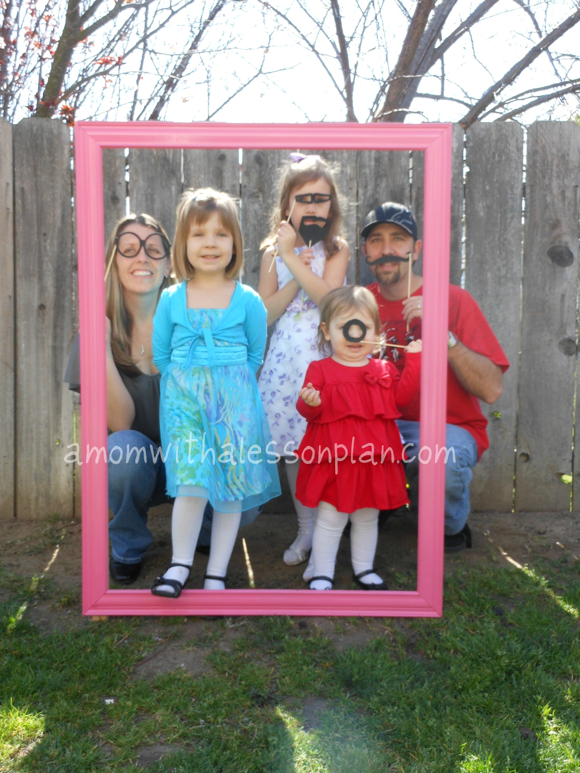 Birthday Picture Frame Prop Picture Frame Ideas