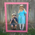 TEA PARTY… frame photo props