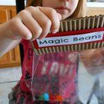 SLEEP OVER magic… magic beans