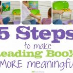 Making Reading Books More Meaningful