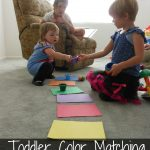 Toddler Color Matching pw
