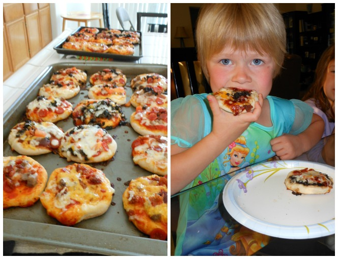 fun and easy sleepover food ideas