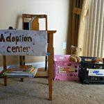 Pretend Play Dog Activity for Kids – Dog Park