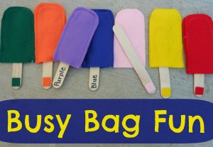 Busy Bag Fun