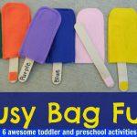 Busy Bag Fun