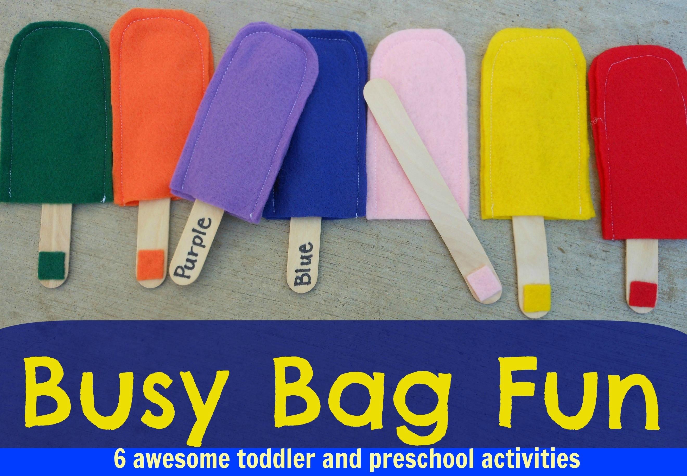 busy bag fun cmp