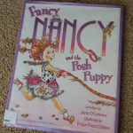 Fancy Nancy Dog Books