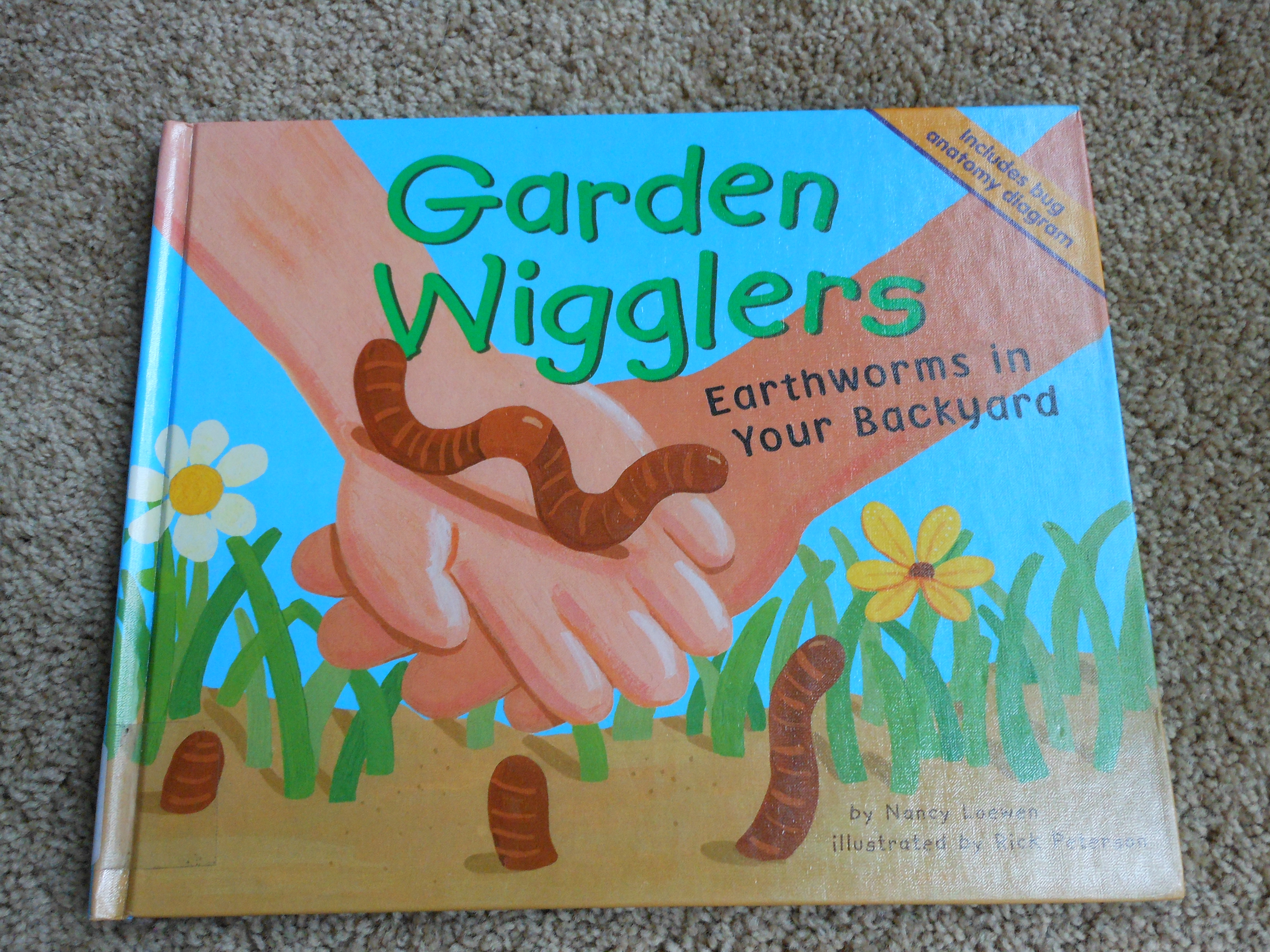 Worm Books For Kids Cmp