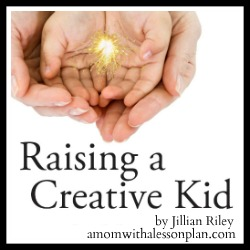 Raising Creative Kids E-book