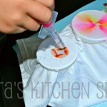 Easy DIY Tie Dye Shirt