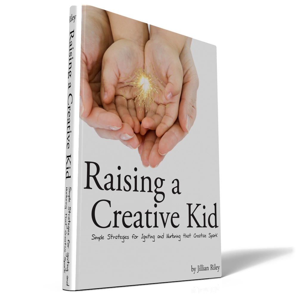 Great eBook about raising creative kids!