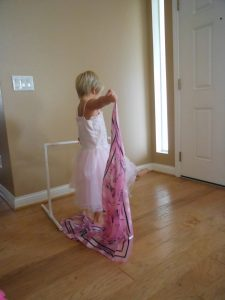 Big and Little… Pretend Play Ballet
